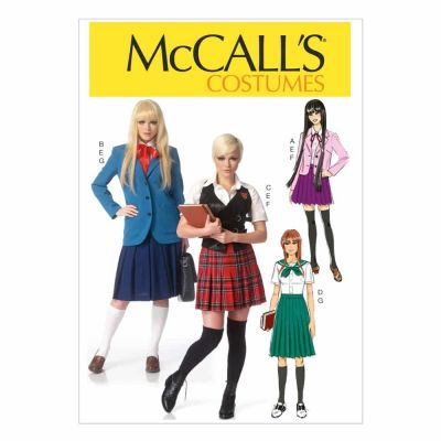 McCalls Sewing Pattern M7141 Misses' Costumes