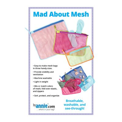 ByAnnie Sewing Pattern - Mad About Mesh