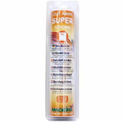 Madeira Super Strong Cut Away Stabiliser 30cm x 5m