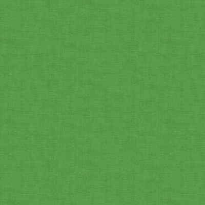 Makower Linen Texture Shamrock Cut Length