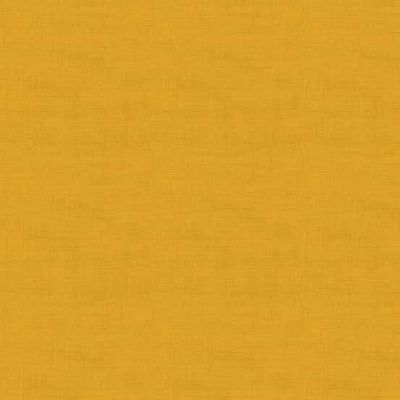 Makower Linen Texture Gold Cut Length