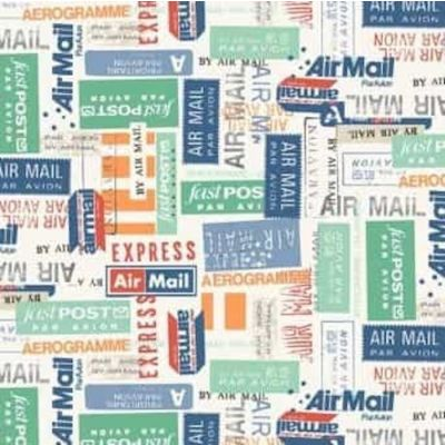 Makower - Vacation - Airmail
