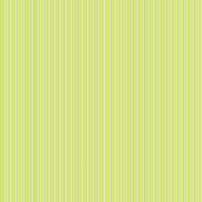 Makower Pinstripe Light Green Cut Length