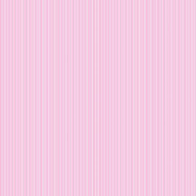 Makower Pinstripe Light Pink Cut Length