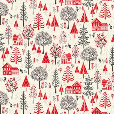 Makower - Scandi 2020 - Trees Red
