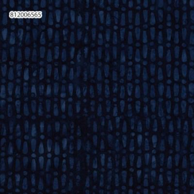 Makower - Island Batiks 2021 - Wow Blueberry