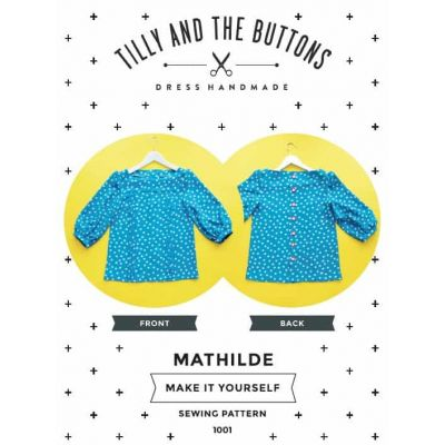 Tilly Mathilde Sewing Pattern