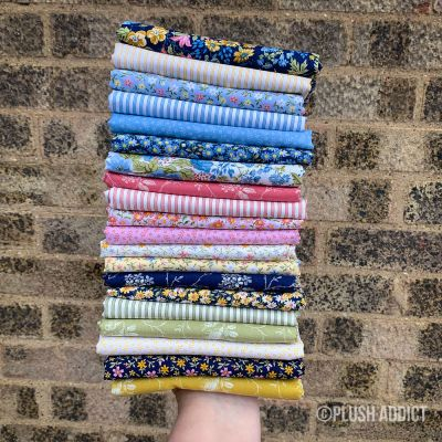 Andover - Mayflower - Fat Quarter Bundle - 18 Fabrics