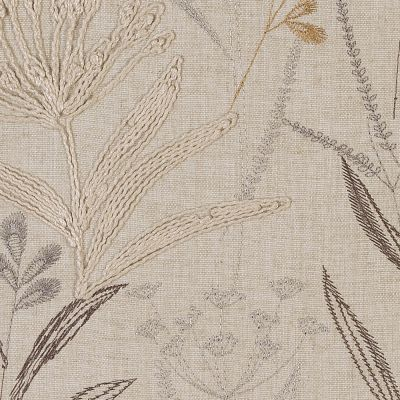 Porter & Stone - Meadow - Natural - Curtain Fabric
