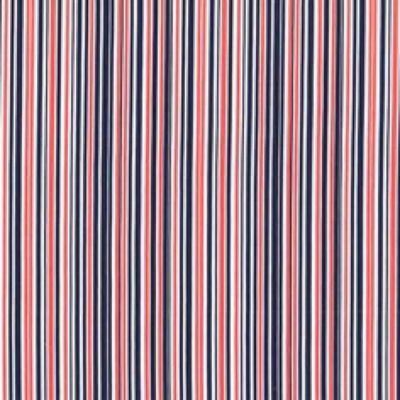 Michael Miller Slender Stripe Coral Cut Length