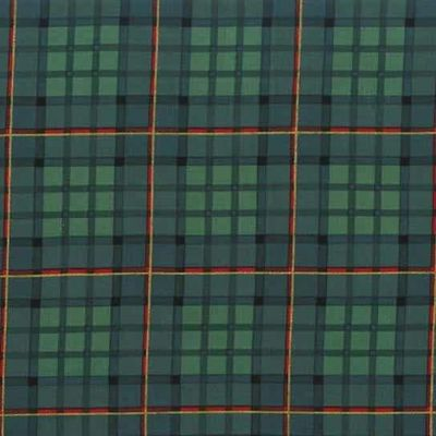 Michael Miller Nutcracker Act 1 Plaid Evergreen Cut Length