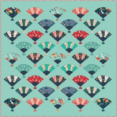 Makower - Michiko - Quilt Kit