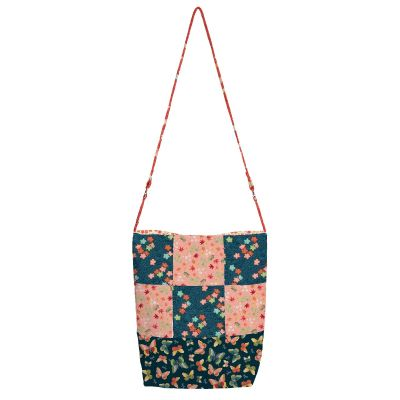 Makower: Michiko Every Day Patchwork Bag Free Project: Instant Download