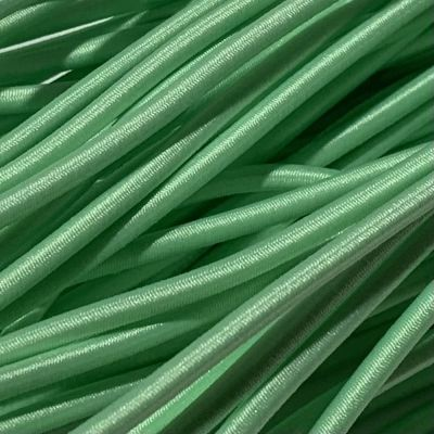 Round Elastic Cord - 3mm Wide - Mint