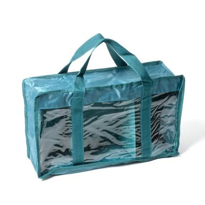 Fat Quarter Storage Bag large - Green