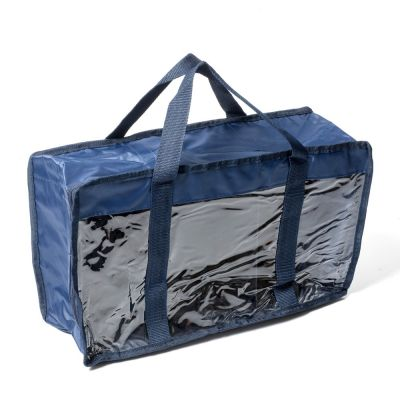 Fat Quarter Storage Bag Large - Navy