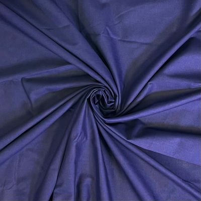 """Polycotton Sheeting - 240cm/96"""" Wide - Navy"""