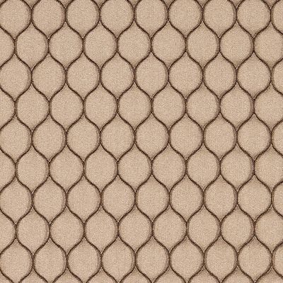 Neon - Bronze - Curtain Fabric