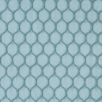 Neon - Teal - Curtain Fabric