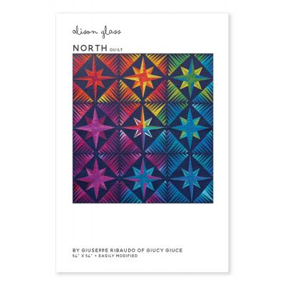 Alison Glass Quilt Patterns - North Quilt Pattern