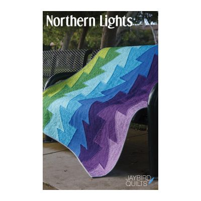 Jaybird Quilt Patterns - Northern Lights Quilt Pattern