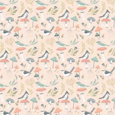 Nutex - Woodland Songbirds - Songbird Peach