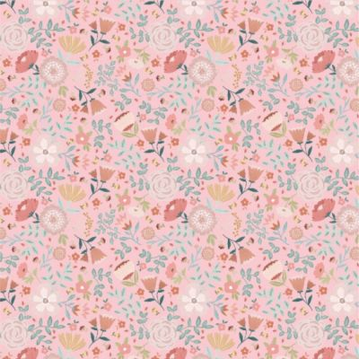 Nutex - Goose Creek - Wildflowers Pink