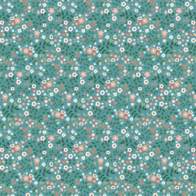Nutex - Goose Creek - Garden Mix Teal