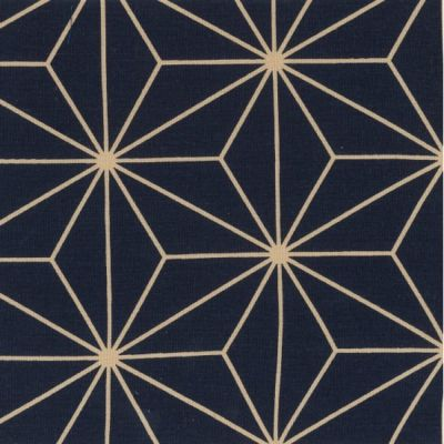 Nutex - Extra Wide Fabric - Sashiko Navy