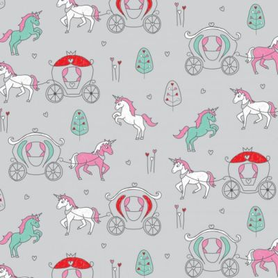 Nutex Little Princess Carriages Grey Cut Length