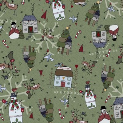 Nutex - Peace And Joy - Vintage Icons Pine