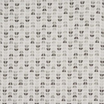 Odense - Grey - Curtain Fabric