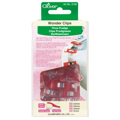 Clover Wonder Clips - 50 Pieces (3)