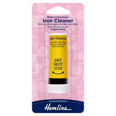 Hemline Iron Cleaner - 8 Applications