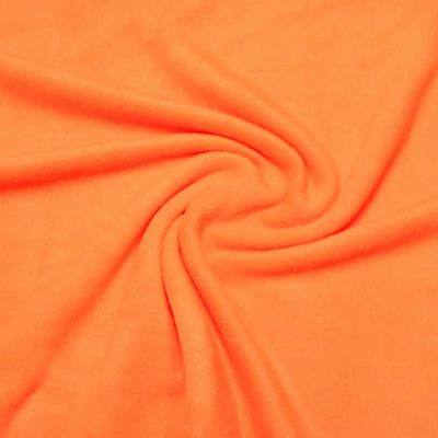 Orange Polar Fleece