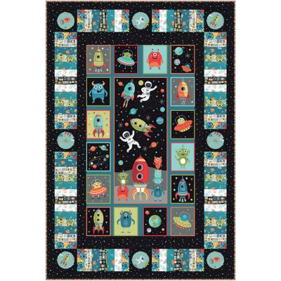 Makower - Outer Space - Wall hanging - Free Instant Download