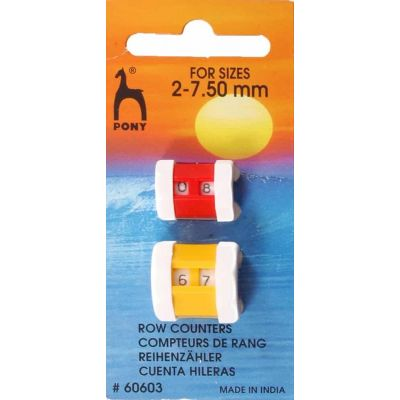Pony Row Counter 2 Pack