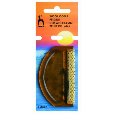 Pony Wool Comb / Lint Remover