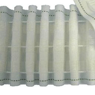 Remnant -Curtain Pencil Pleat Tape 76mm wide - 7.8m LENGTH