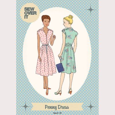 Sew Over It -  Penny Dress Sewing Pattern