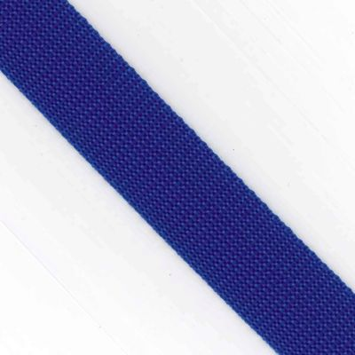 Polypropylene Webbing Royal Blue 25mm