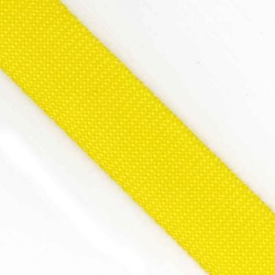 Polypropylene Webbing Yellow 25mm