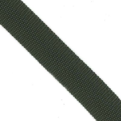 Polypropylene Webbing 50mm Wide - Bottle Green