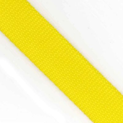 Polypropylene Webbing 50mm Wide - Yellow