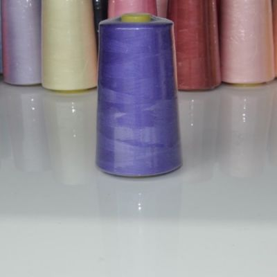 Purple Overlocker Thread