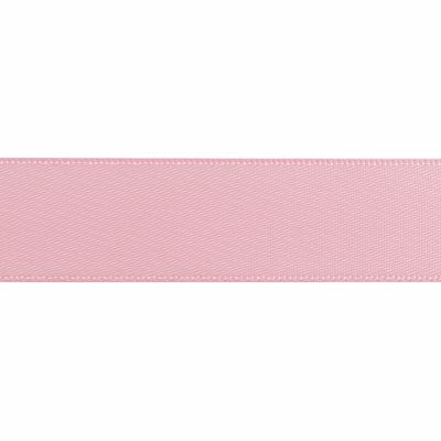 Pink Double Satin Ribbon 5m rolls from 3mm to 36mm wide