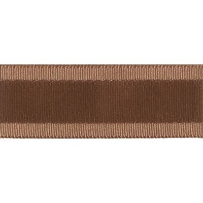 Berisfords Essentials Grace Festive Ribbon - 25mm Wide - Copper