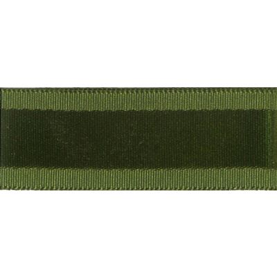 Berisfords Essentials Grace Festive Ribbon - 35mm Wide - Cypress