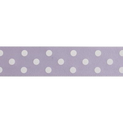 Berisfords - Polka Dot Ribbon - Orchid - 2 Widths
