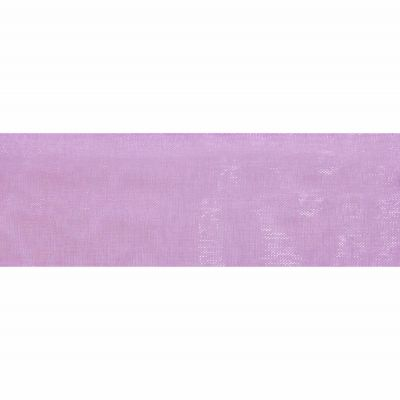 Lilac Organdie Ribbon 5m Rolls 25mm and 36mm Wide